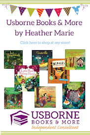 Usborne Books & More by Heather Marie