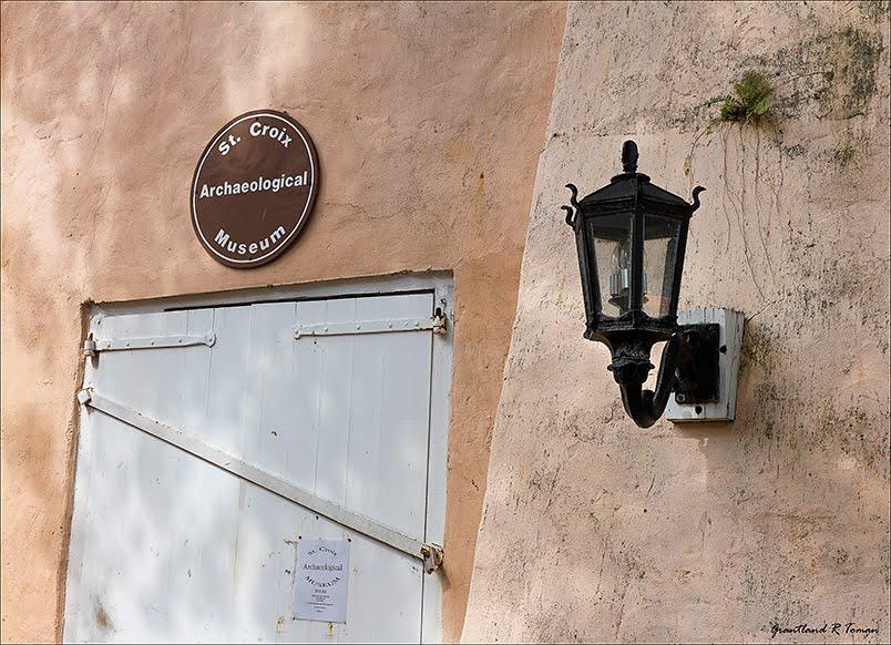Cafe Christine St Croix