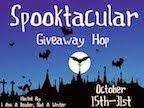 Spooktacular Giveaway HOP, Oct 15-31
