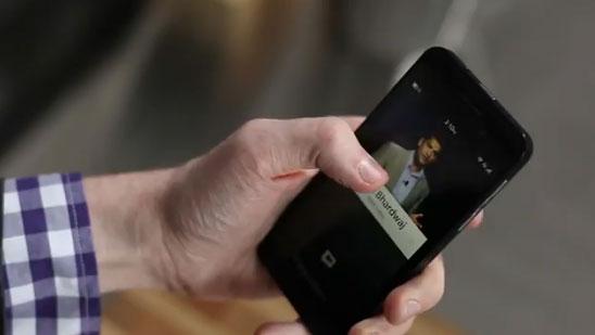 Fitur BBM Video Chat di BlackBerry 10