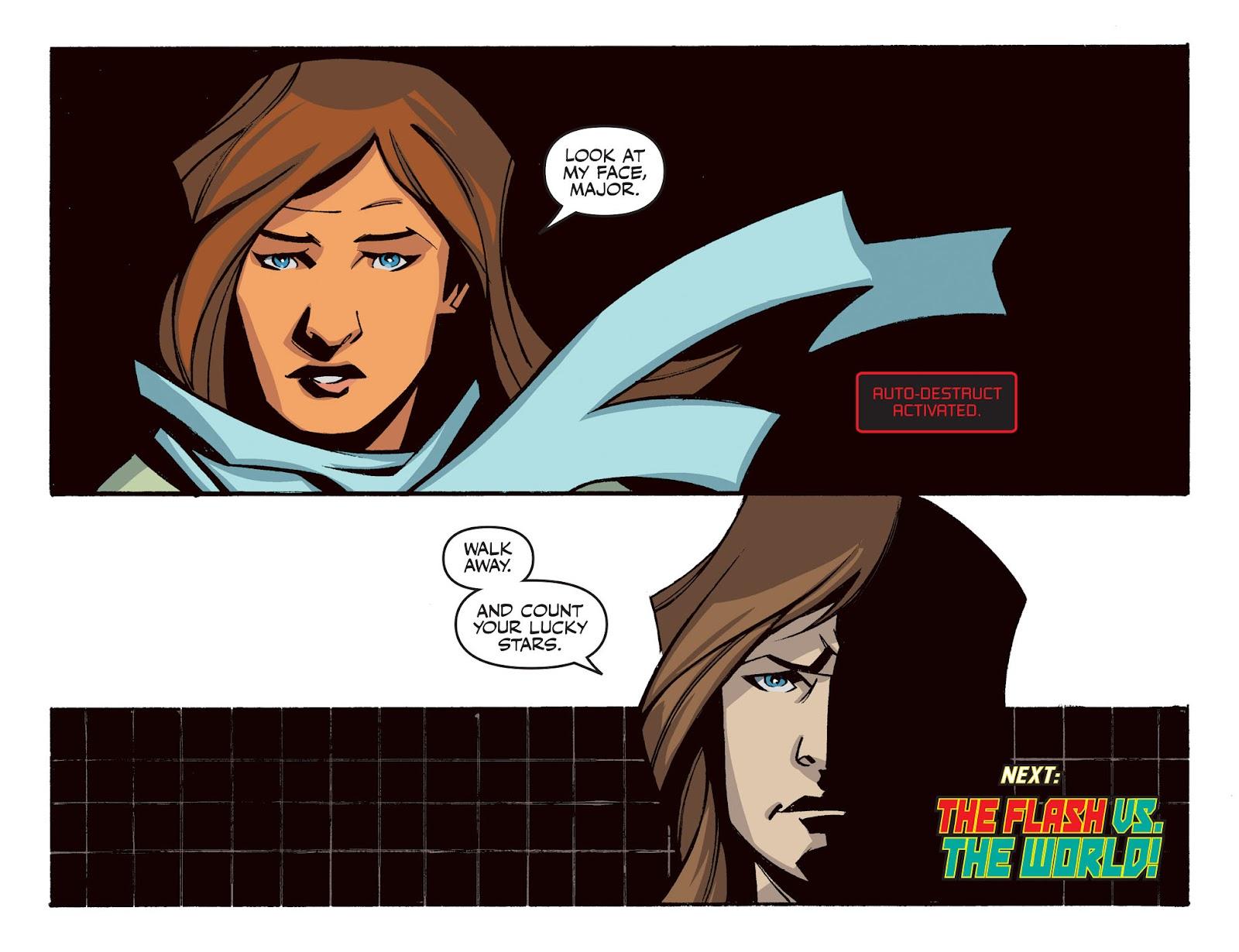 The Flash: Season Zero [I] Issue #19 #19 - English 22