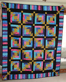 Scrappy Pineapple Blossom Quilt