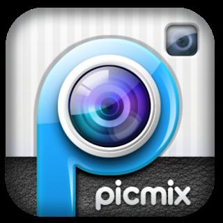 La más famosa aplicación social móvil para compartir fotos ha llegado a BlackBerry 10. Únete a millones de usuarios en todo el mundo en la comunidad PicMix ahora. Una imagen vale más que mil palabras, con está aplicación puedes añadir marcos a tus fotos, colocar leyendas de texto y efectos, compartir un millón de historias y maravillas. Con PicMix, puedes combinar tus fotos preferidas en cuadros personalizados, ajusta las fotos, añade leyendas de texto y finaliza con un efectos de fantasía, Puedes compartirlo con tus amigos de Facebook, Twitter e incluso configurar la imagen como perfil de BBM ™. Novedades: