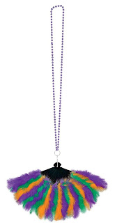 Mardi-Gras-Bead-Necklace-with-Feather-Fan