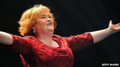 Susan Boyle the