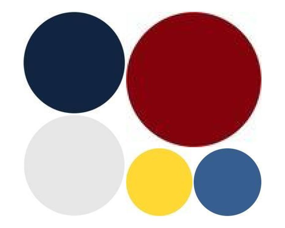Cranberry Color Palette