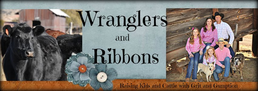 Wranglers and Ribbons