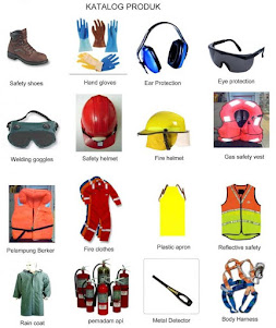 KATALOG PRODUK SAFETY