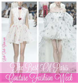 See the best designs for Fall on the runways of Paris Couture Fashion Week.
