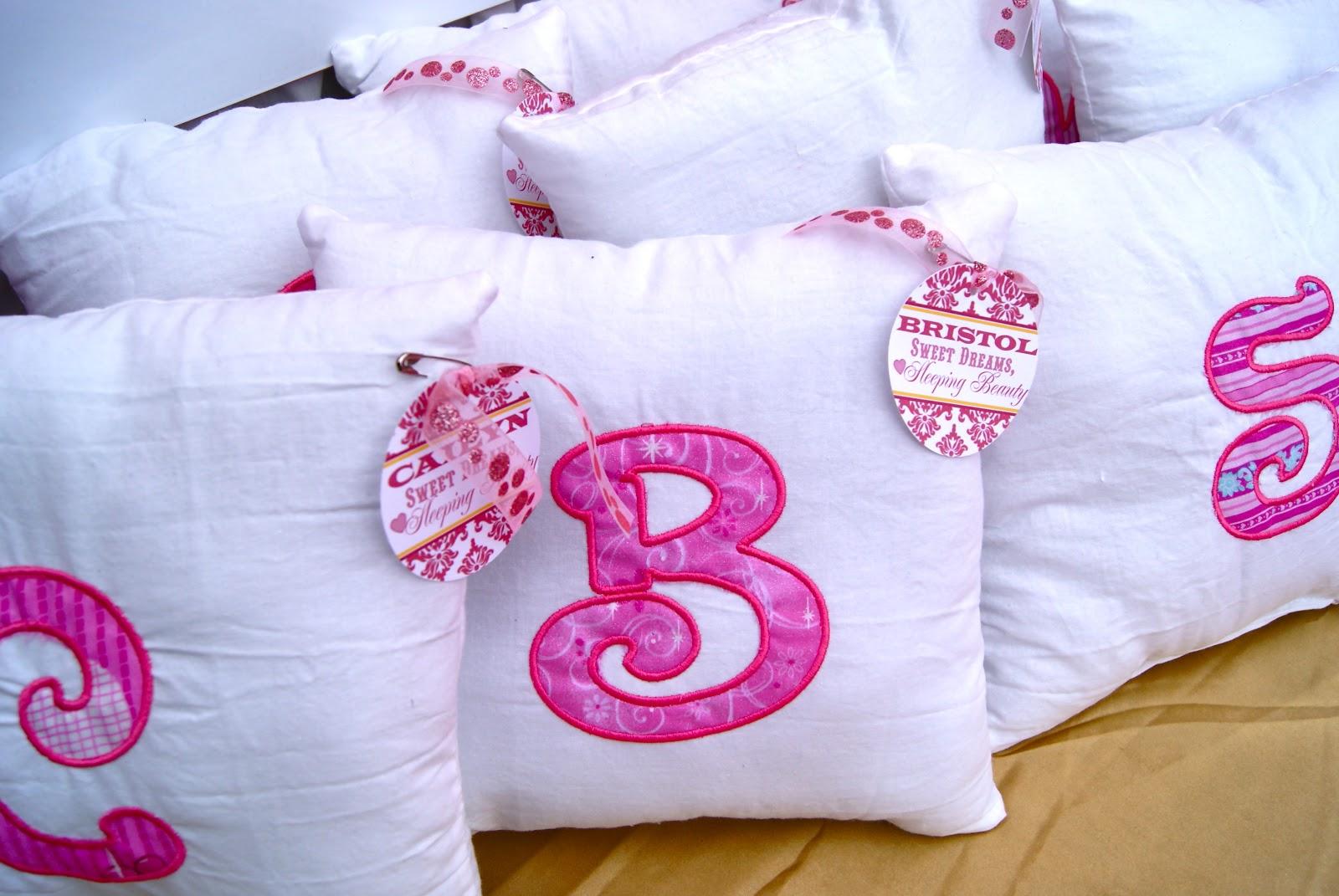 Kami Buchanan Custom Designs 4th Birthday Party for a Princess – Sleeping Beauty Party Invitations