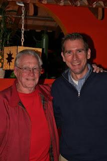 Picture of Bill Wheaton and Scott Burkey