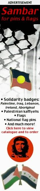 Sambar pins and  flags