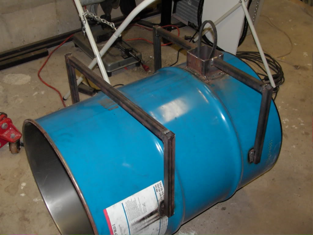 Automotive Paint Room Exhaust Fan