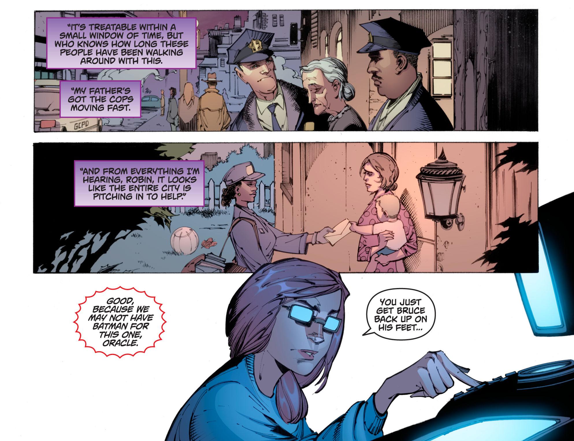 Batman: Arkham Knight [I] Issue #31 #33 - English 10