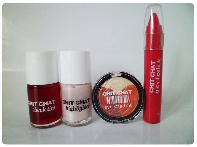 Chit Chat Make Up Range Poundland