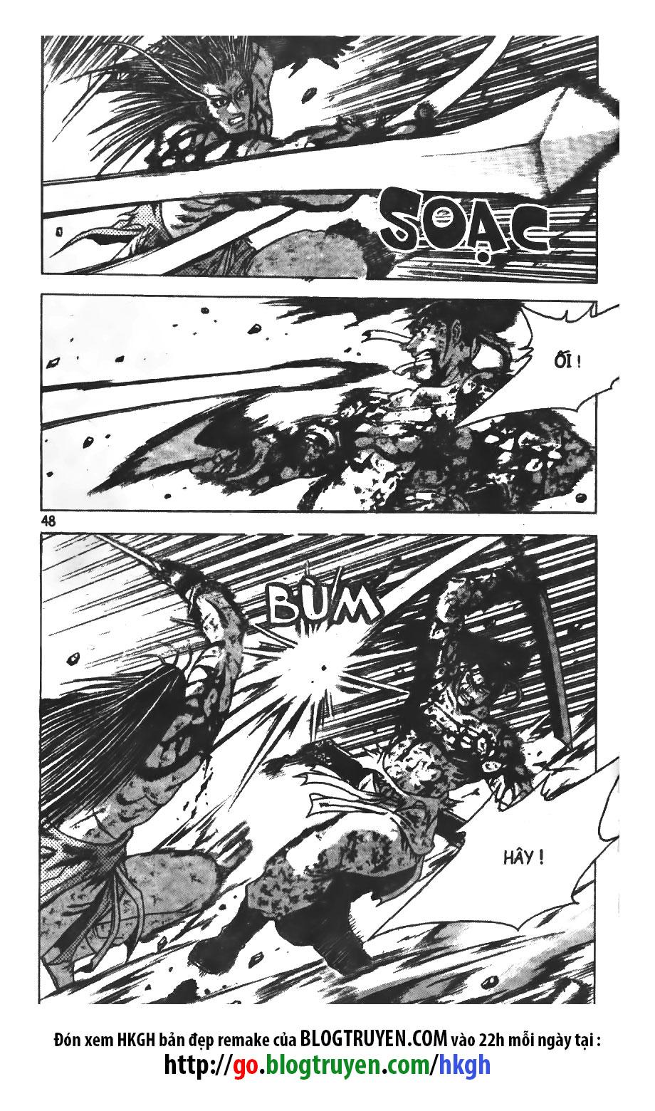 Hiệp Khách Giang Hồ chap 216 page 18 - IZTruyenTranh.com