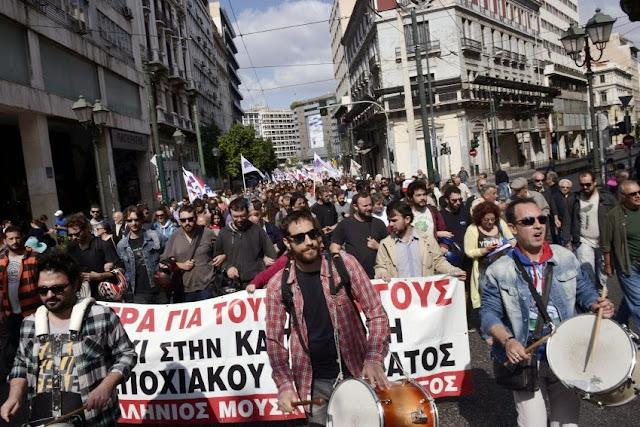Δριμεία κριτική στη Μέρκελ για την Ελλάδα