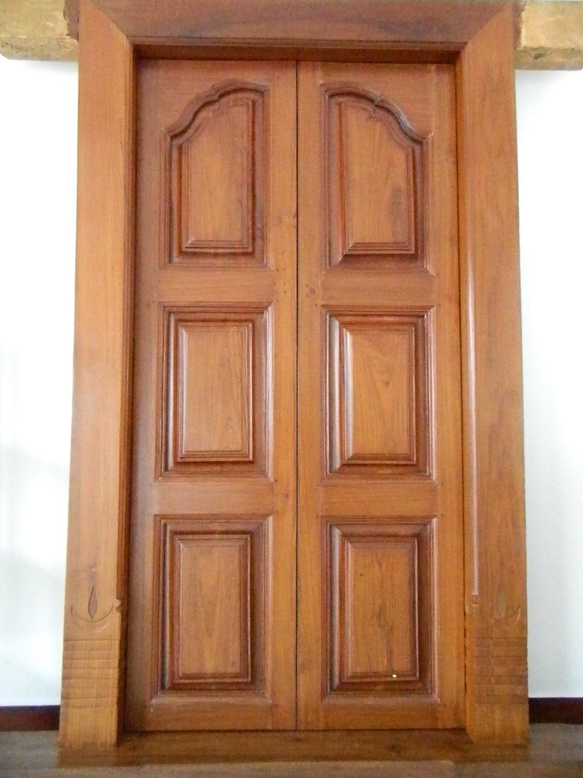 Anugraha antique gallery 103 burma teak wood door for Teak wood doors