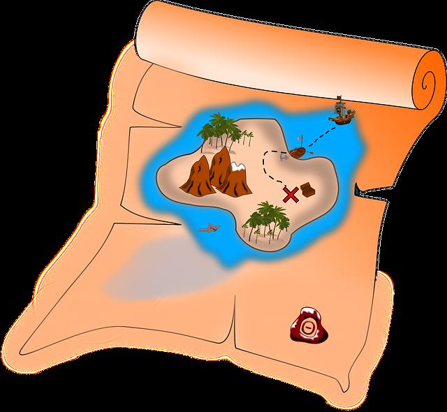 O Mapa do Tesouro
