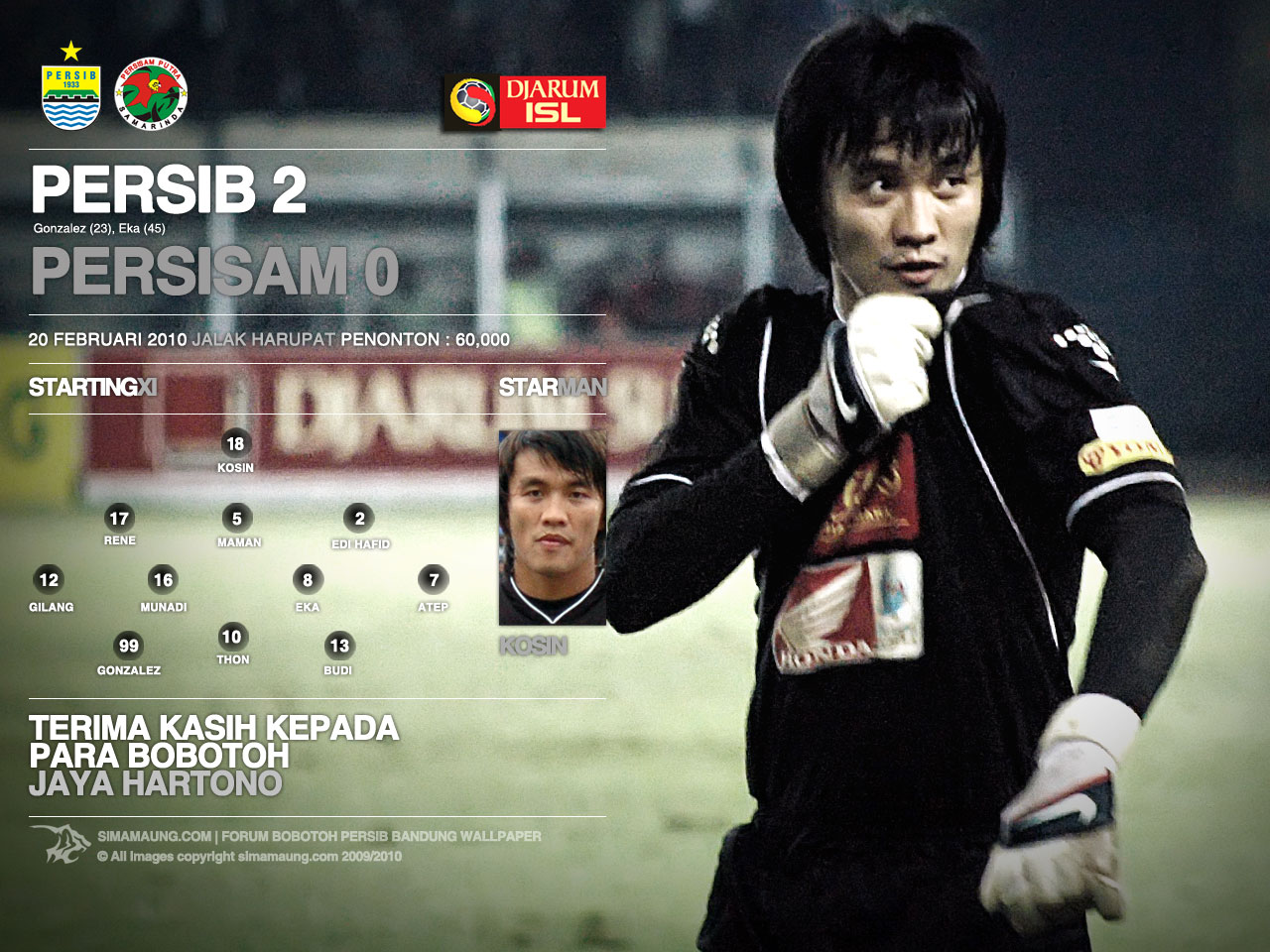 wallpaper pamaen persib