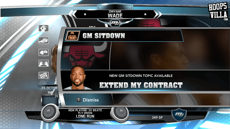NBA 2k14 MyCareer Mod : Dwyane Wade - hoopsvilla