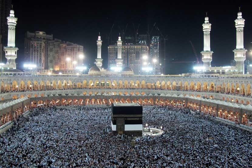 Kaaba Mecca Saudi Arabia Live