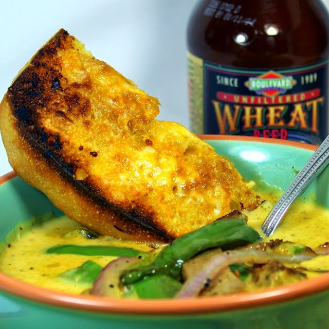 ... BEER CHEESESTEAK SOUP (or is it Cheese Steak???) - Cooking with Beer