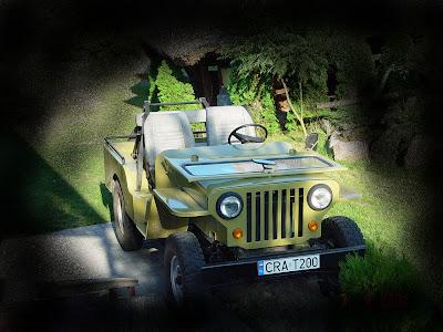 Renowacja starych samochodów