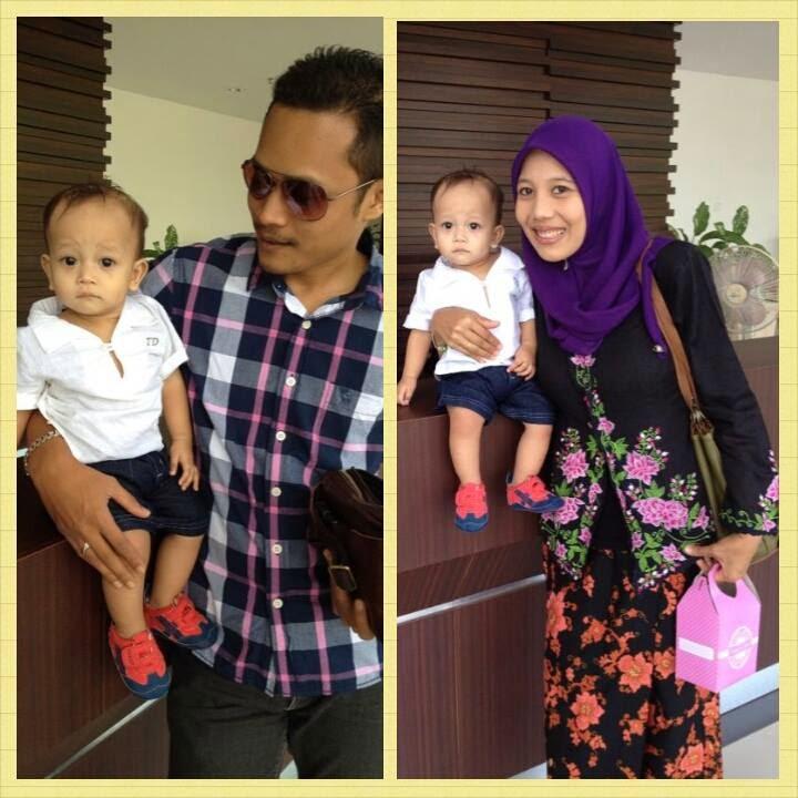 Ejam Hasni Family