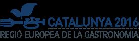 CATALUNYA 2016. REGIÓ EUROPEA DE LA GASTRONOMÍA.