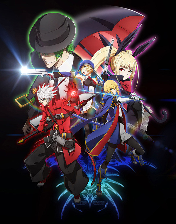 Blazblue: Alter Memory Tập 9 , 10