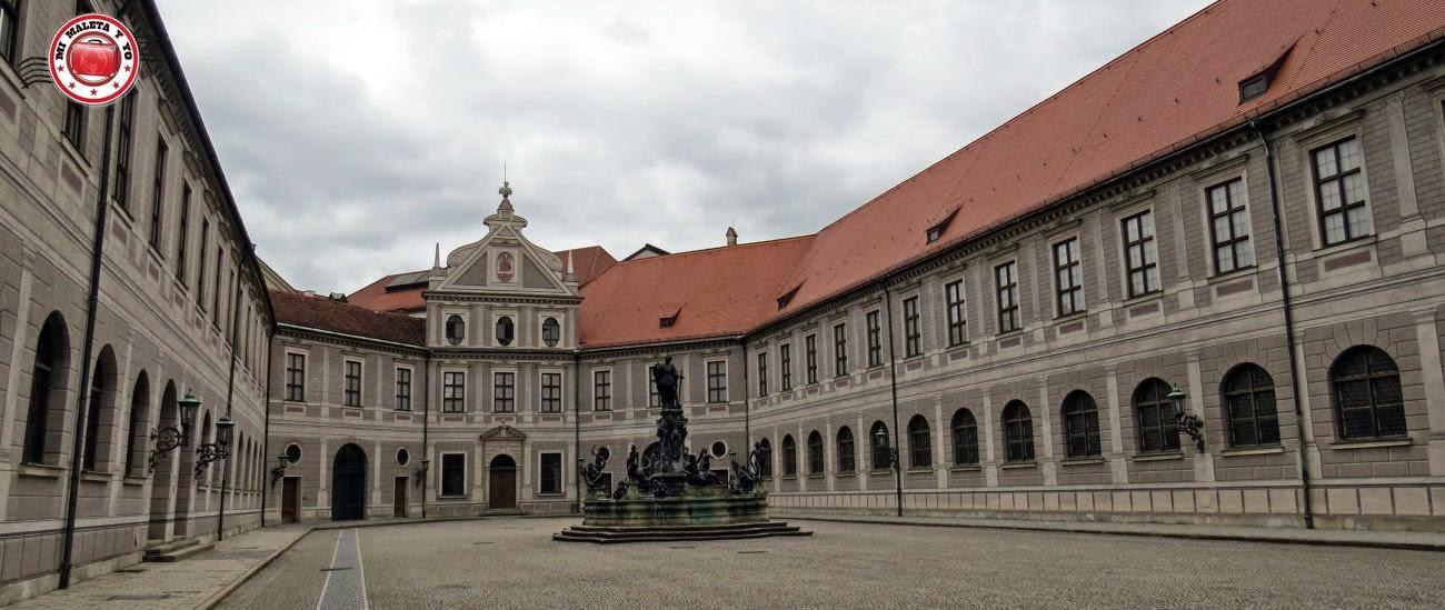 Munich - Residenz