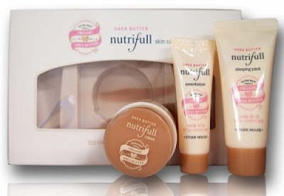 Etude House Skincare kit