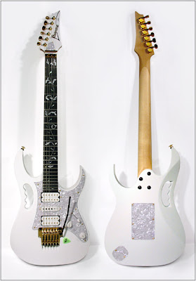 Las mas bellas Guitarras del Rock N Roll