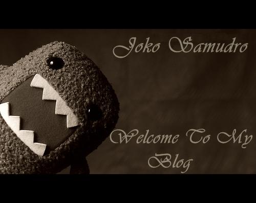 Joko Samudro Blogger