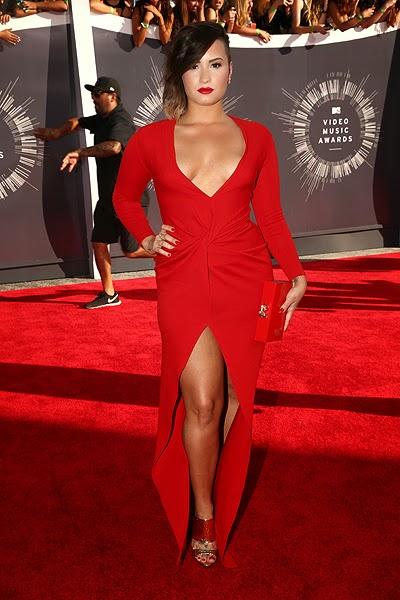 Demi Lovato beauty news