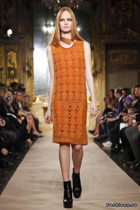Платье с подиума. 38567