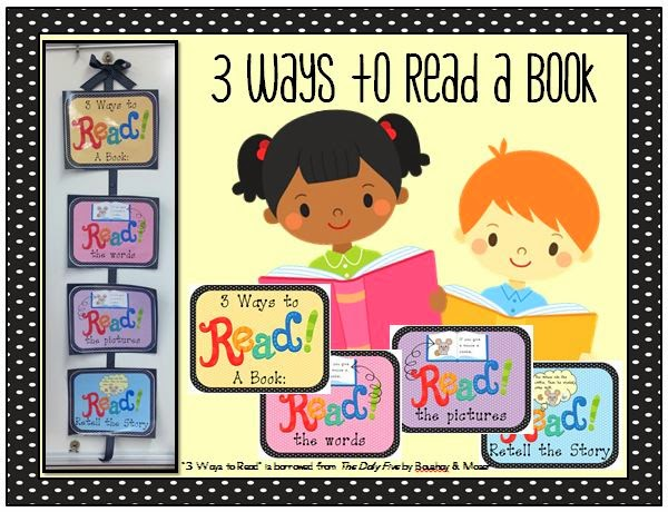 3 Ways to Read a Book on TPT FREE