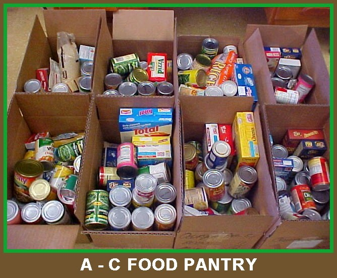 Out Of Egypt Food Pantry