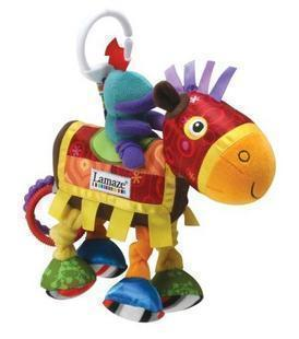 New Lamaze Sir Prance-A-Lot Baby Development Toy Cute