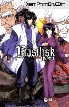 Basilisk: The Kouga Ninja Scrolls