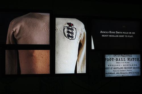 National Football Museum, UK