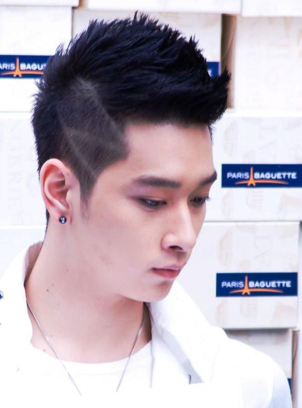 Model Potongan Rambut Cowok Mandarin