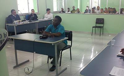 Chapadinha Online: Juri Popular em Vargem Grande-MA
