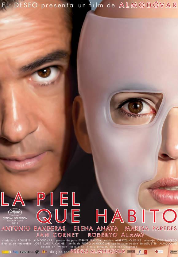 The Skin I Live In (La piel que habito), Pedro Almodovar