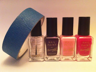 barry m nail polish