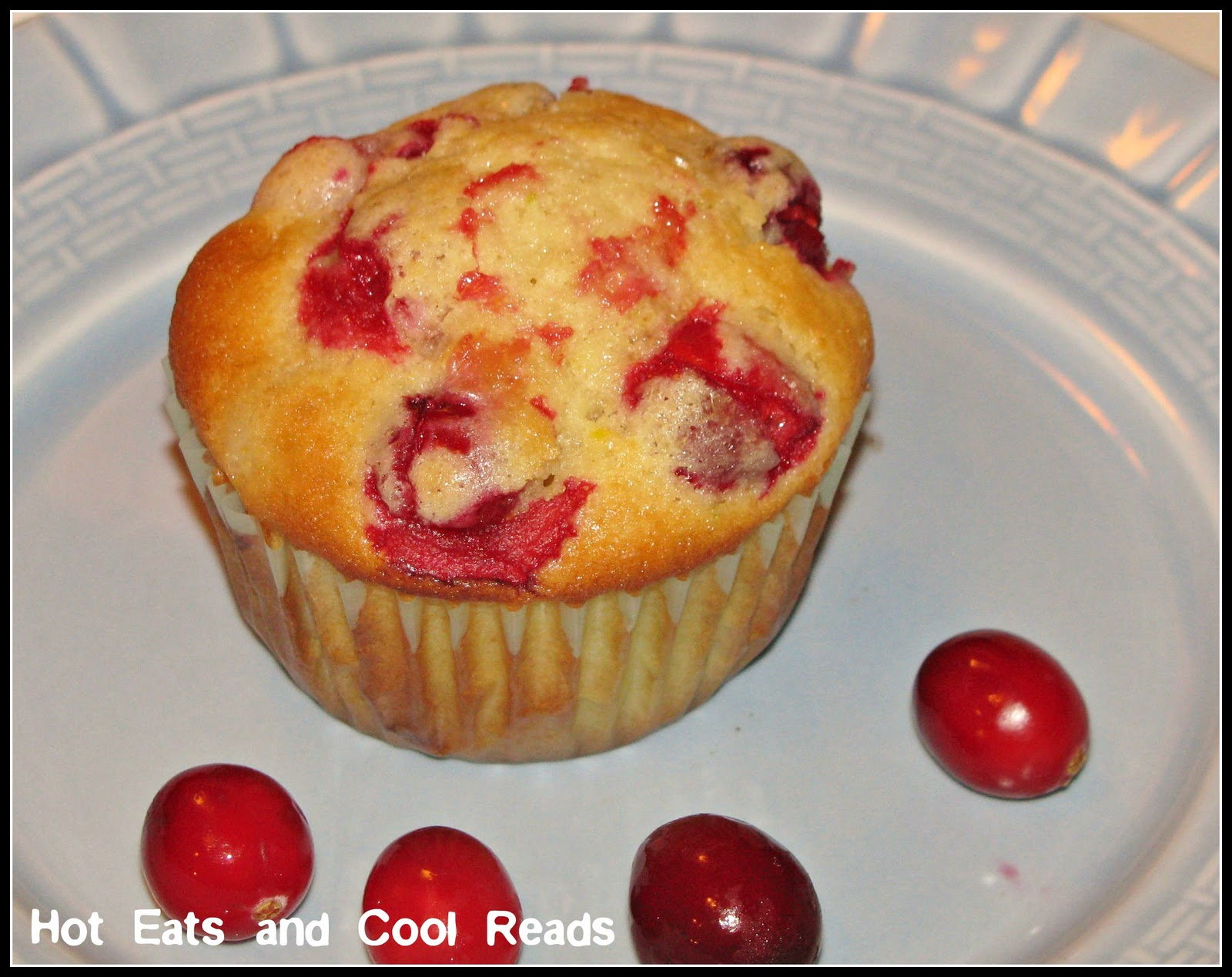 hot eats and cool reads lime cranberry muffins recipe. Black Bedroom Furniture Sets. Home Design Ideas