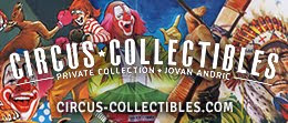 Circus Collectibles - Jovan Andric