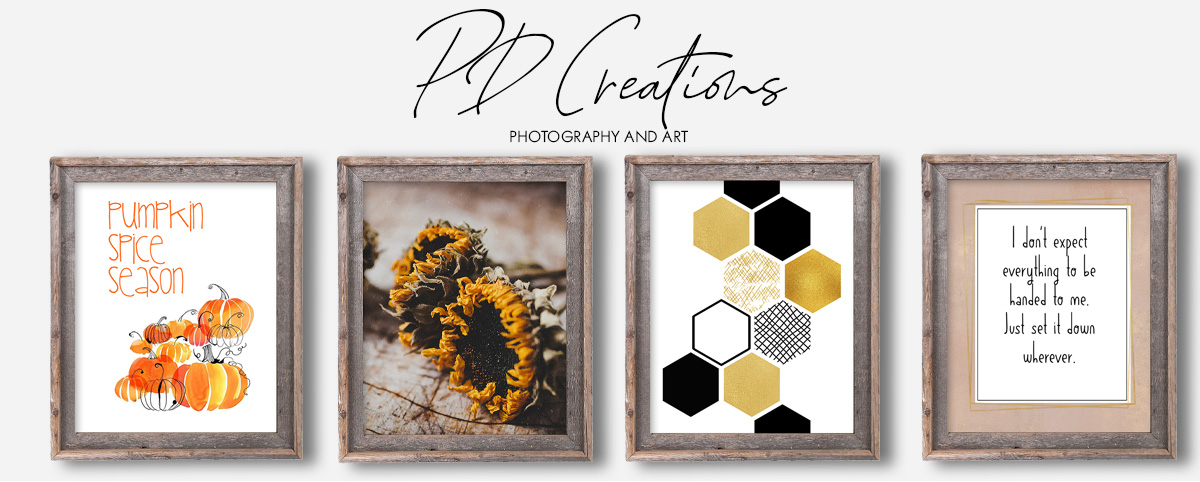 PD Creations Photography and Art