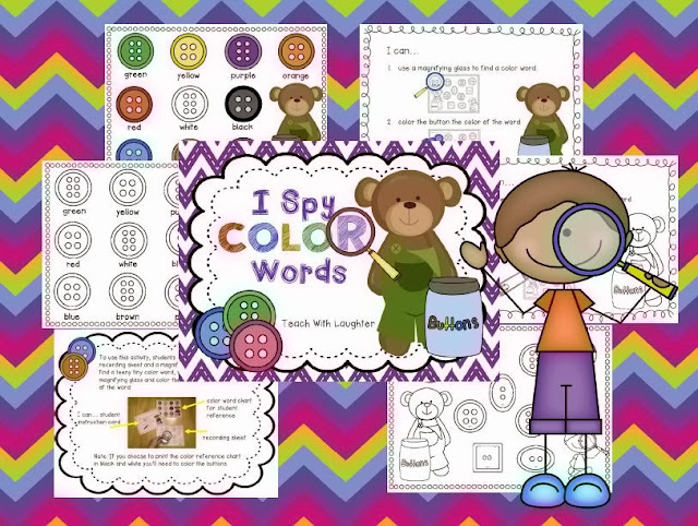 http://www.teacherspayteachers.com/Product/I-Spy-Color-Words-953224